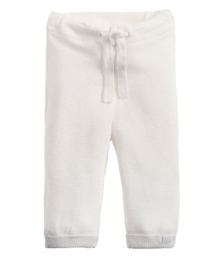 Noppies Baby Pants Knit Reg Grover White