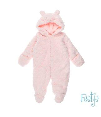 Feetje Teddy pak met capuchon - Sweet & Little
