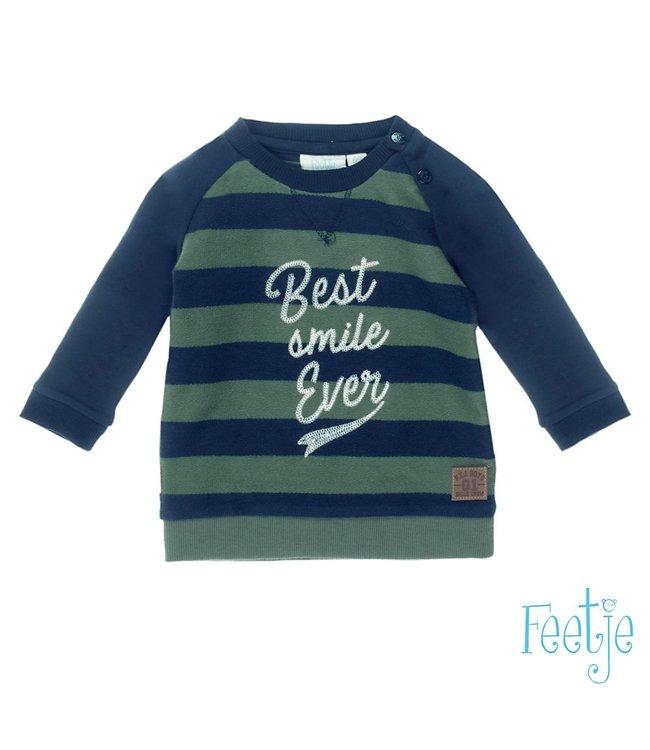 Feetje Sweater Best Smile Ever - Smile