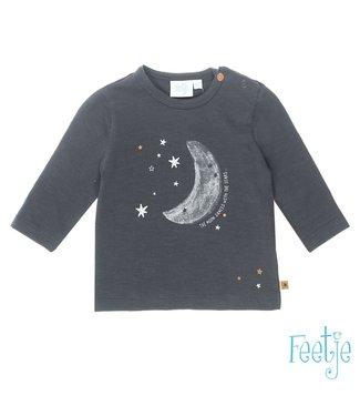 Feetje Longsleeve Moon - Lucky Star