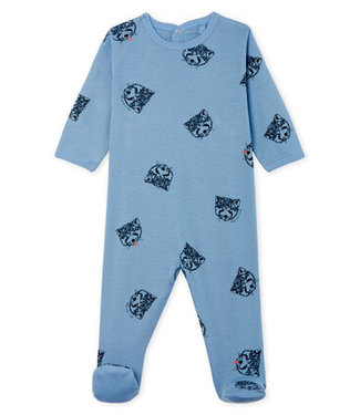 Petit Bateau Jongens Pyjama wasbeer