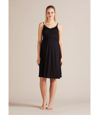 Gebe Nightdress swan black