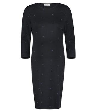 Queen Mum Dress 7/8 sl