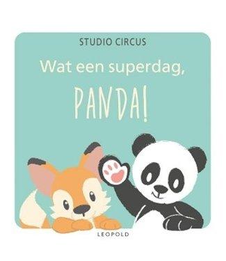 Wat een superdag Panda