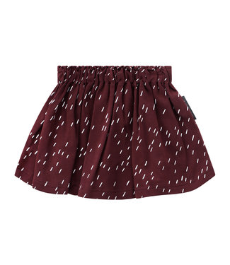 Your wishes Rainy - Wine | Skirt