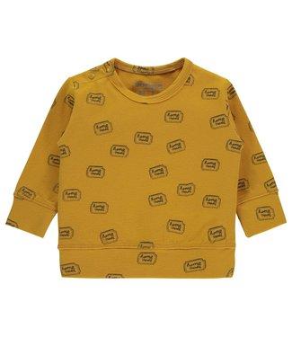 Imps&Elfs T-shirt long sleeve sunflower