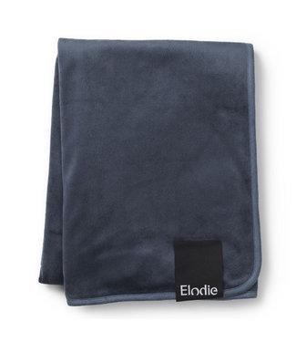 Elodie Details Pearl velvet deken vintage flower