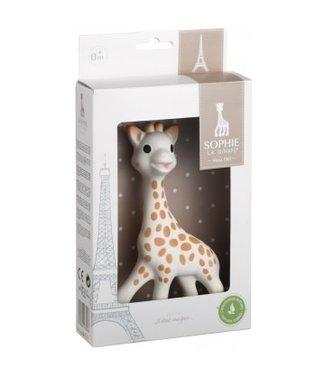 Sophie la girafe Sophie in witte geschenkdoos