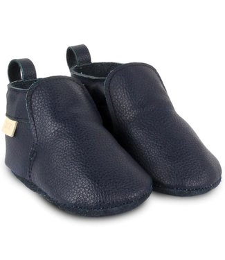 Boumy Hagen navy Leather