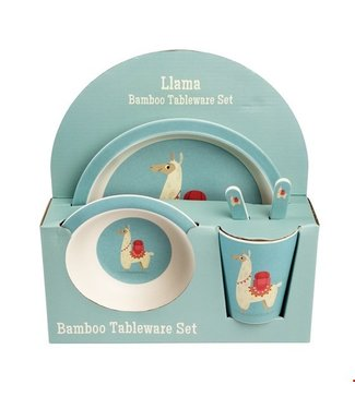 Rex London Servies Dolly LLama