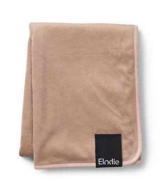 Elodie Details Pearl velvet deken Faded Rose