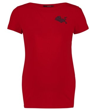 Supermom Tee ss RED