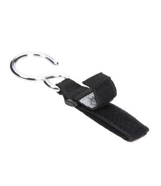 Lassig Stroller Hooks metal 2pack