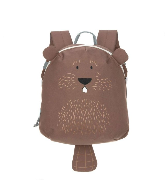 Lassig Tiny backpack Beaver, about friends