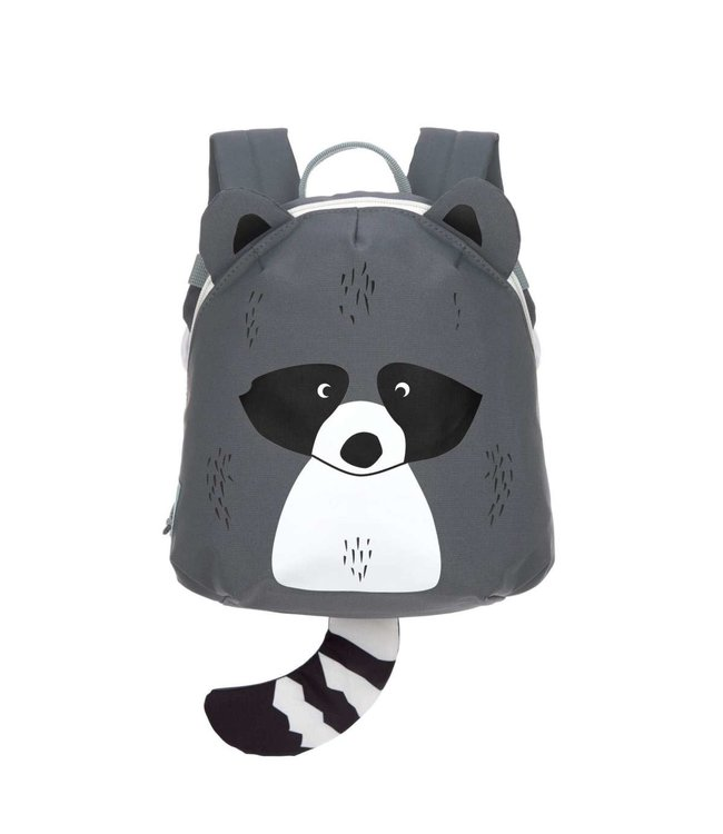 Lassig Tiny Backpack Racoon, About Friends