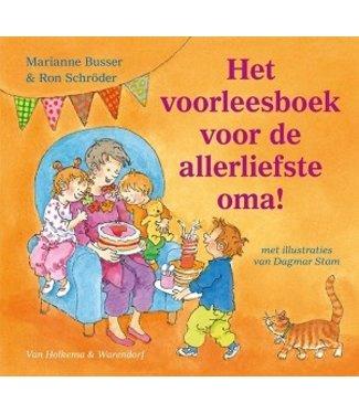 Voorleesboek voor de allerliefste oma!