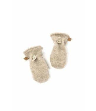 Smallstuff Mittens merino wool nature