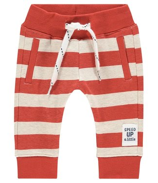 Noppies Baby B Regular fit pants Arroyo Grande aop/str Paprika