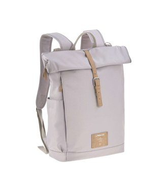 Lassig Rolltop backpack grey