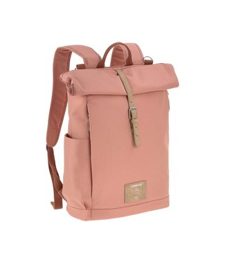 Lassig Rolltop backpack cinnamon