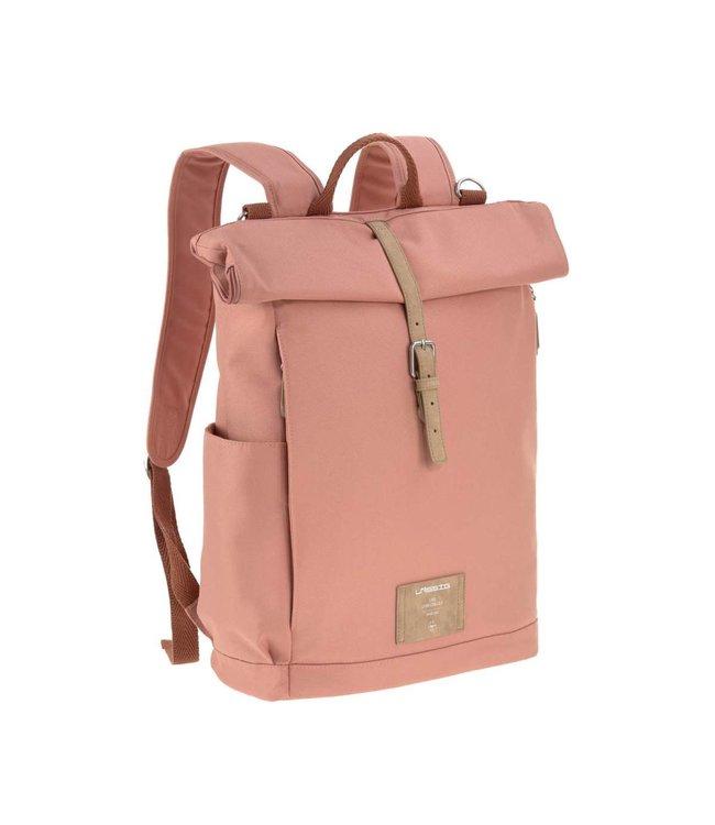 Lassig Rolltop backpack cinnamon