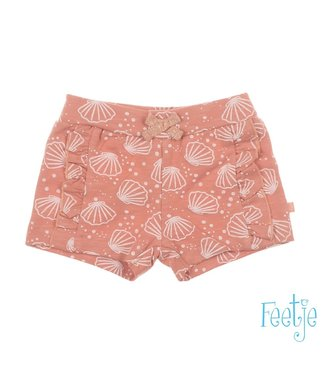 Feetje Short AOP - Shells
