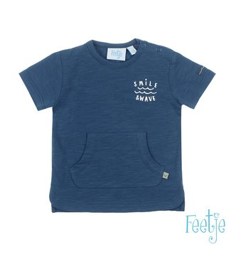 Feetje T-shirt - Smile & Wave