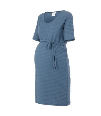 Mama licious MLLILJA Jersey dress orion blue