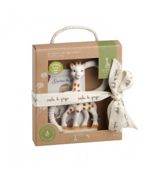 Sophie la girafe Sophie So'Pure bijtring, very soft