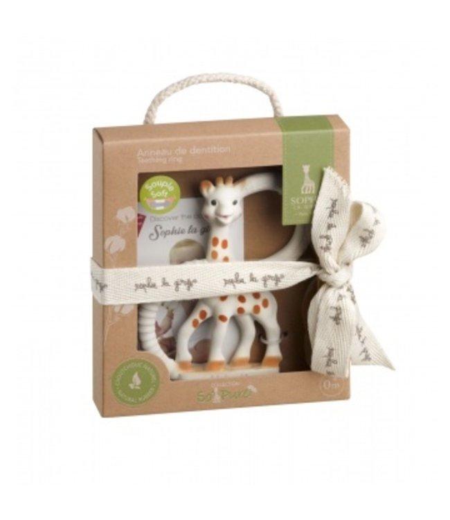 Sophie la girafe Sophie So'Pure bijtring, very soft