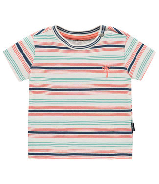 Noppies Baby B Regular T-shirt ss Marcellus Y/D str