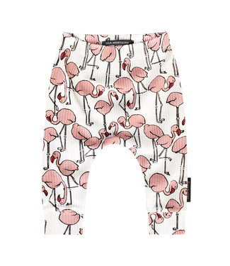 Your wishes Flamingo baggy broek