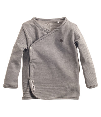 Noppies Baby Tee ls Soly Anthracite