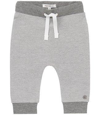 Noppies Baby Jersey pants loose lot grey 44
