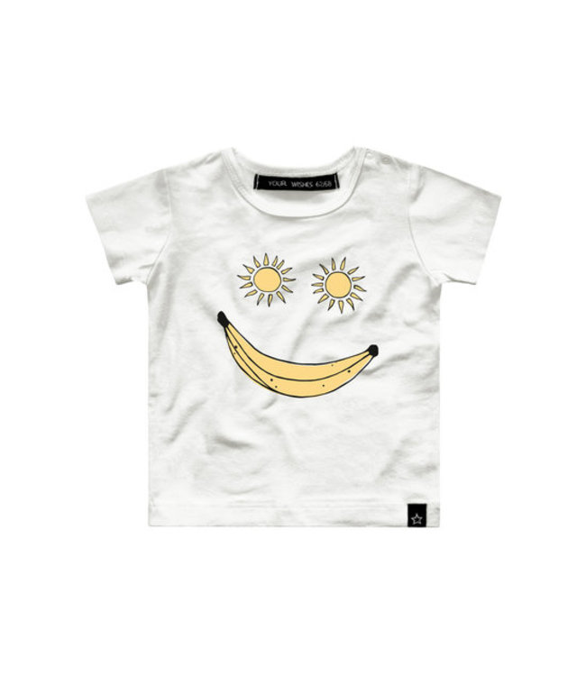 Your wishes Banana smile T-shirt