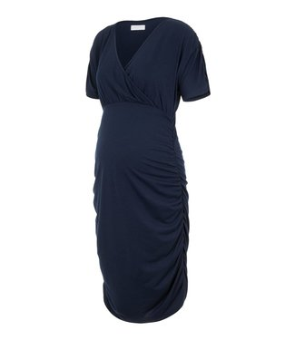 Mama licious MLPILAR Jersey dress dark blue