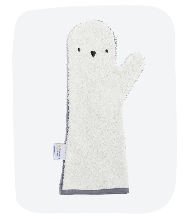 Baby shower glove Baby shower glove Penguin nieuw