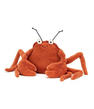 Jellycat Chrispin crab small