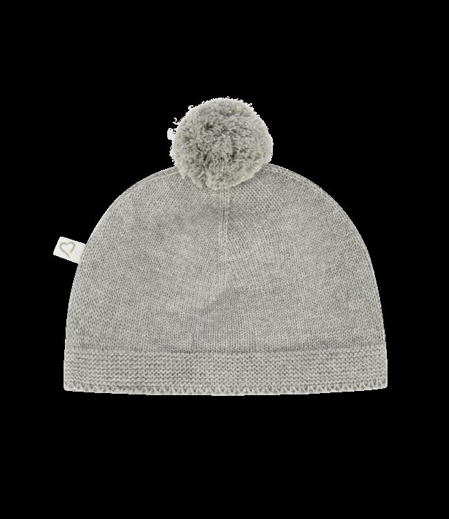 Mats en Merthe Hat knit pompom