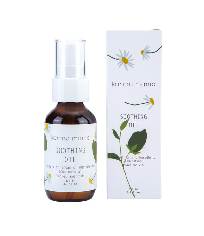 Karma mama Soothing Oil