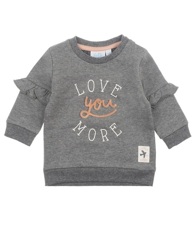 Feetje Sweater Love You - Little and Loved
