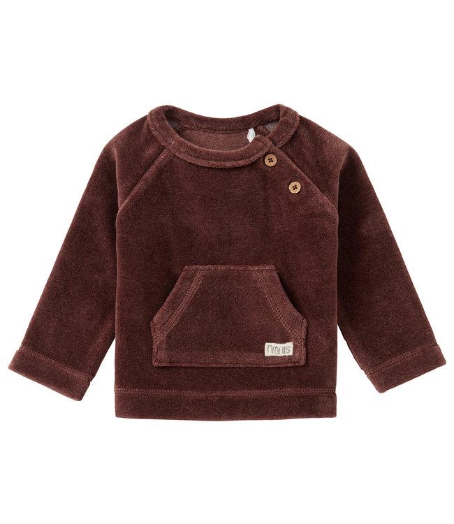 Noppies Baby U Sweater LS Clocolan