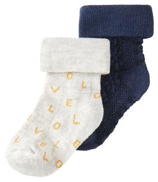 Noppies Baby G Socks 2 pack Alexandria