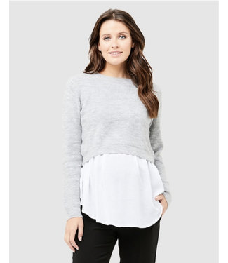 Ripe Mandy Detachable nursing knit
