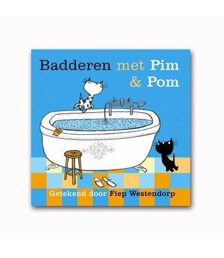 Pim & pom badboekje