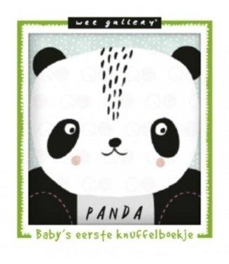 Wee gallery knisperboekje panda