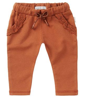 Noppies Baby G Regular fit Pants Madadeni Rust