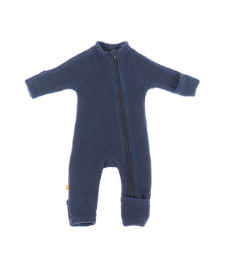 Smallstuff Jumpsuit merino wool Navy