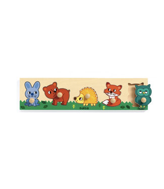 Djeco Puzzel Forest'n'co