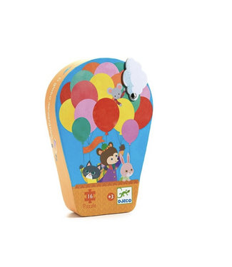 Djeco Puzzel ballonnen